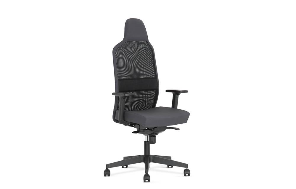 Krzesło Possi 50cm x 84cm x 52cm z kolekcji Possi 7050